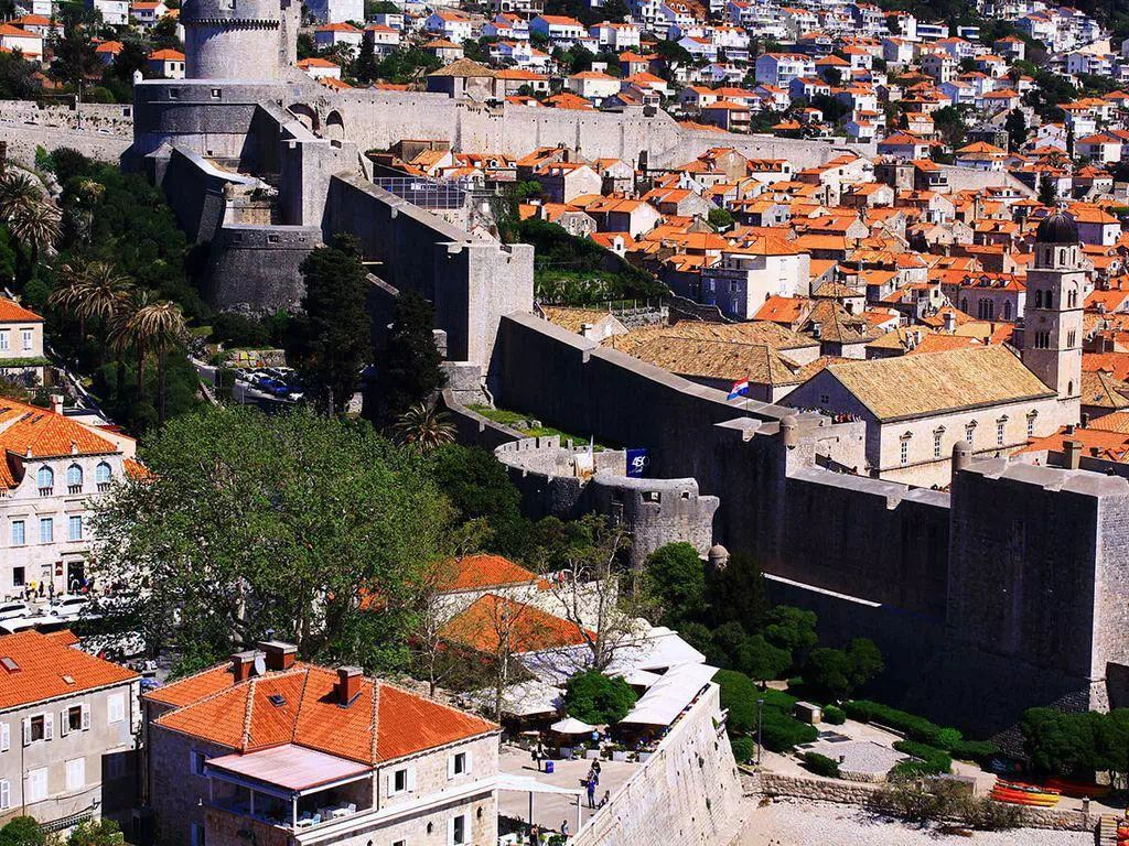 Private tour City walls of Dubrovnik