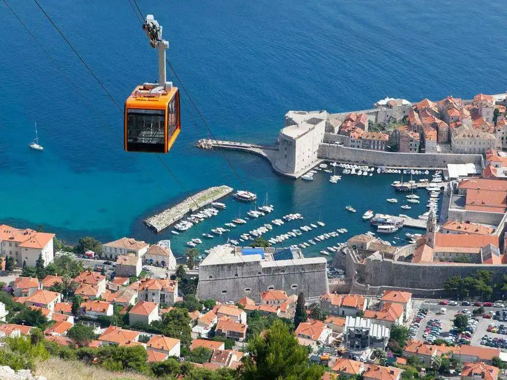 Dubrovnik Panorama tour - cable car